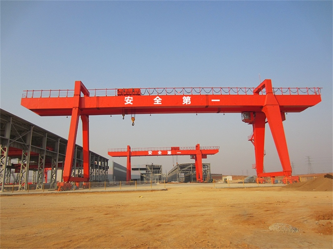 100 ton MG Gantry Crane