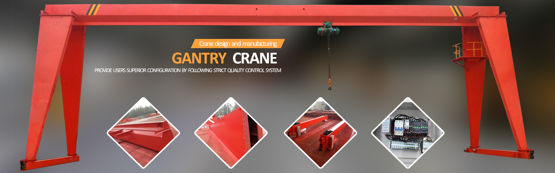 crane design and manufacturing