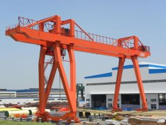 MG Double beam gantry crane