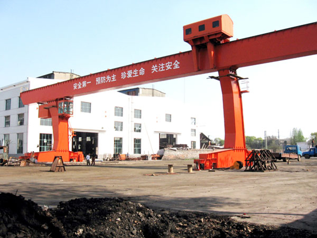 L Type Single Girder Gantry Crane